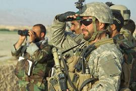 На территории Ливии высадился спецназ США, Англии и Франции