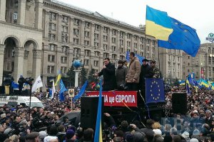 Общенациональная забастовка приведет к падению ВВП Украины,- европарламентарий