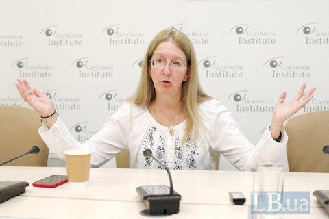 Супрун проиграла суд Дубинскому о защите деловой репутации