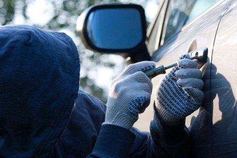 Рада ужесточила уголовную ответственность за угон авто