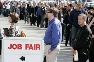 Безработица в США упала до минимума с 2009 года