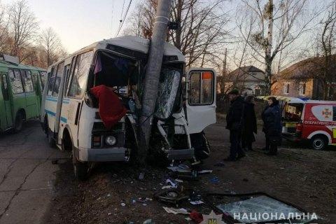 Перевозчик: попавший под Ростовом-на-Дону в аварию автобус был исправным