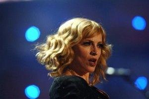 Мадонна готовится к записи нового альбома