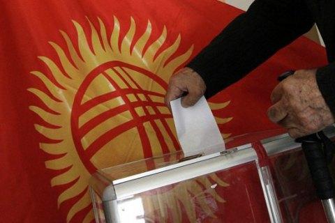 В Кыргызстане на референдуме почти 80% избирателей поддержали изменение конституции