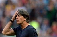 Льов продовжить очолювати збірну Німеччини