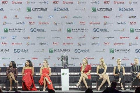 Стала известна соперница Свитолиной по полуфиналу Итогового турнира WTA