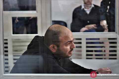 Підозрюваний у нападі на одеського активіста Михайлика поранив себе в СІЗО