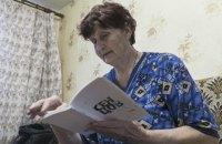 Мать Сенцова попросила Путина о помиловании сына