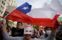 Президент Чили попросил правительство уйти в отставку из-за протестов