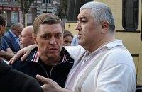 Ночью с митингующими на Майдане протестовал олигарх