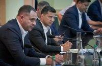 Зеленский анонсировал, что на следующей неделе в Украине определятся с кандидатом в вице-премьеры по промышленной политике
