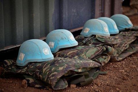 Украина, США, Германия и Франция внесут в ООН резолюцию о миротворцах на Донбассе