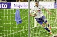 Милевский забил гол и разбил дверь в хорватском дерби