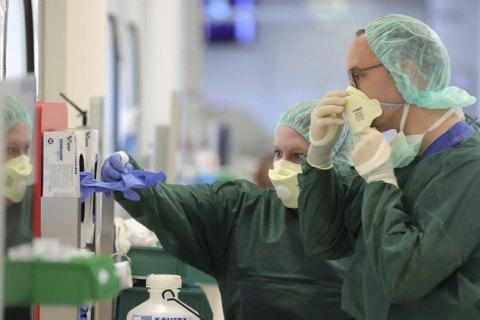 Германия стала 12-й страной в мире, где обнаружили более миллиона инфицированных коронавирусом