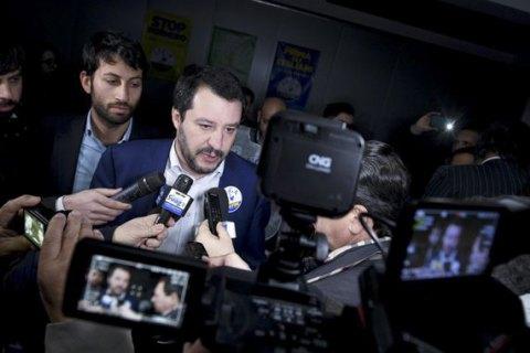 Евроскептики лидируют на парламентских выборах в Италии