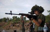 За сутки боевики 30 раз открывали огонь по позициям ВСУ на Донбассе