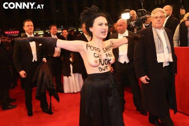 Первая леди Украины появилась наВенском балу визысканном одеяние — Украшенное янтарем
