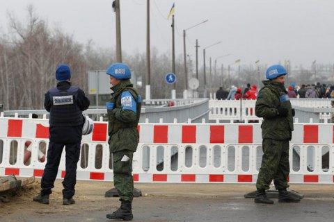 Під час учорашньої атаки в Луганській області СММ ОБСЄ зафіксувала 2300 вибухів