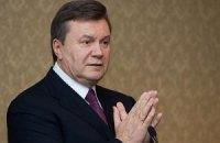 Янукович поклав провину за порушення на виборах на мажоритарників