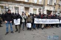 Львовские СМИ выдали титушек-оппонентов Садового за его группу поддержки