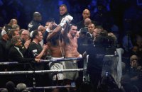 Бой-реванш между Кличко и Джошуа готовят на ноябрь
