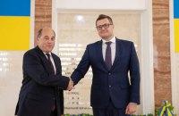 Глава СБУ и министр обороны Великобритании обсудили перспективы сотрудничества