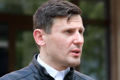 В Беларуси арестовали журналиста Deutsche Welle Александра Буракова