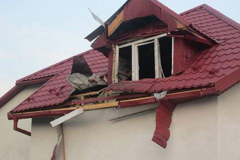 У Мукачівському районі обстріляли рибний магазин з гранатомета