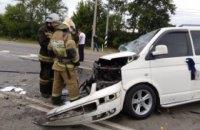 Микроавтобус с украинцами попал в ДТП в России: двое погибших, пять пострадавших