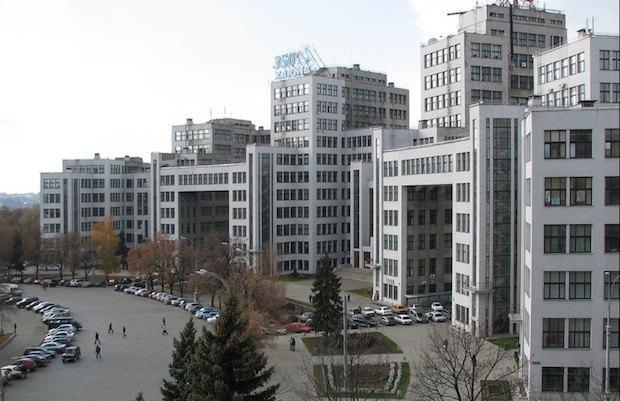 Держпром в Харькові