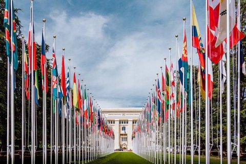 Порошенко поздравил украинцев с днем создания ООН