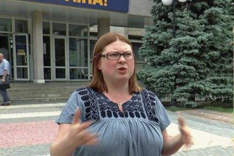 Активістці з Херсона Катерині Гандзюк плеснули кислотою в обличчя (оновлено)