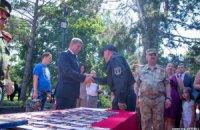 У Сімферополі роздали медалі за анексію Криму