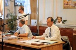 Тимошенко не привезли на суд