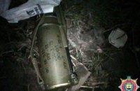 Міліціонери вилучили в жителя Маріуполя гранатомет
