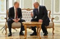 Білорусь попросила у Росії кредит у розмірі $3 млрд