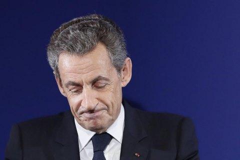 Саркозі за ґратами. Як суд арештував експрезидента Франції