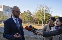 Яценюк: Росія ніколи не доб'ється того, щоб позбавити Україну транзитного потенціалу