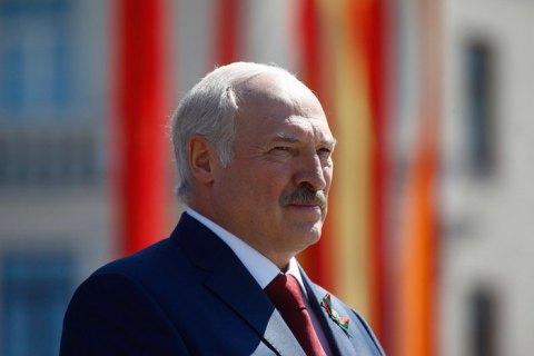 Лукашенко присвоил звание генерал-майора своему старшему сыну