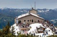 """""""Орлиное Гнездо"""" - летняя резиденция Гитлера на высоте 1834м в Баварских Альпах"""