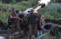 Боевики обстреливают Лисичанск, Северодонецк, Луганск и Дзержинск, - СНБО