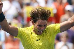 Надаль вернул себе вторую строчку рейтинга ATP