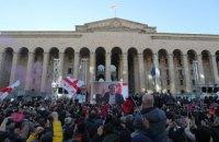 Власти Грузии согласились на выборы по пропорциональной системе и без проходного барьера