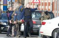 Подозреваемые в терроризме открыли огонь по полицейским в Брюсселе