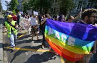 Київпрайд 2017: ліворадикали в натовпі