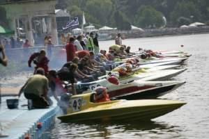В Тернополе определили призеров чемпионата мира по водно-моторному спорту