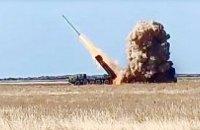 """Україна успішно випробувала модернізовані ракети """"Вільха-М"""""""