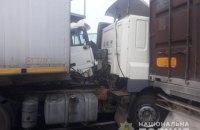 На трассе под Одессой столкнулись 11 авто, в том числе автобус с пассажирами и грузовик