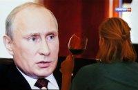 Путин не жалеет об аннексии Крыма