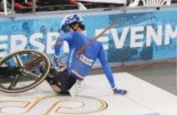 Шматок деревини простромив спину і легеню велогонщика під час чемпіонату Європи